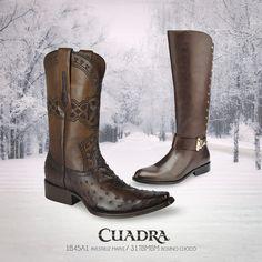 102b3eeeca  cuadra bota dama caballero look boots fashion