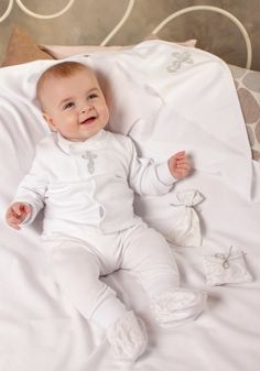 Looking For Baptism Clothes For Baby Boy