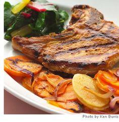 Adobo Pork & potato packets