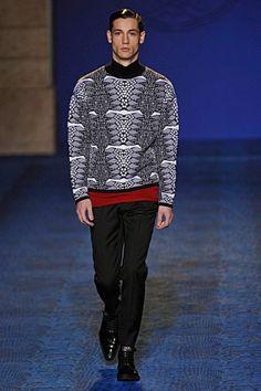 Versace @ Milan Menswear A/W 11 - SHOWstudio - The Home of Fashion Film
