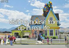 Really??? There is a real house?? I am sooo there!