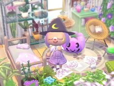 °˖✧light purple overall shorts✧˖° for anon♡ Animal Crossing Memes, Animal Crossing Characters, Animal Crossing Pocket Camp, Some Pictures, Pretty Pictures, Purple Animals, Aesthetic Images, Cosy Aesthetic, Just Video