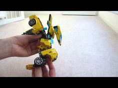 Mini Lego Transformers episode 4: helicopter - YouTube