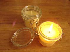 Ourserie.com - bougies à la cire d'abeille