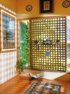 Contoh Desain Mushola Pribadi di Dalam dan Luar Rumah Terbaru