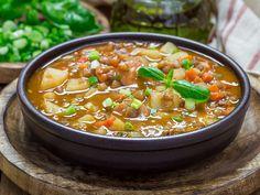 Une soupe réconfortante qui se prépare en un tournemain.