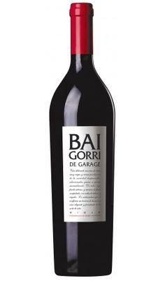 Baigorri de Garage 2009 - Álava  - D.O. Rioja  - Vinos recomendados