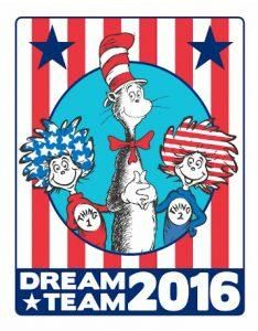 The Cat in the Hat for President 2016