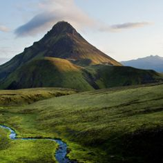 Crossing Iceland: The River. Can we look at this?!