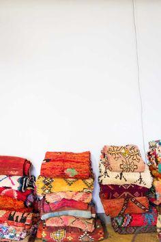 — Studio Tour: Semikah Textiles   Design*Sponge