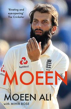 Buy Moeen by Mihir Bose, Moeen Ali and Read this Book on Kobo's Free Apps. Discover Kobo's Vast Collection of Ebooks and Audiobooks Today - Over 4 Million Titles! Cricket Books, World Cricket, England Cricket Team, Irvine Welsh, National Book Award, Book Photography, Free Reading, Bose, Nonfiction