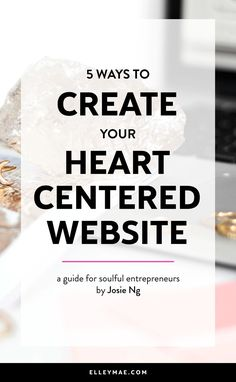 Start your Fast and Easy Intern Business - 5 Ways to Create a Heart-Centered Website // Elley May -- Start your Fast and Easy Intern Business - This is your chance to grab 100 great products WITH Master Resale Rights for mere pennies on the dollar! Business Entrepreneur, Business Tips, Online Business, Business Sales, Entrepreneur Quotes, Make Money Blogging, Make Money From Home, How To Make Money, Web Design