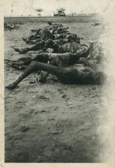 Gardelegen Massacre 13 April 1945 - eye-witness testimony by American soldierss