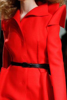 Bottega Veneta FW 2013/ Red