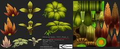 RockPocketGames - Plant_A by samavan.deviantart.com on @DeviantArt