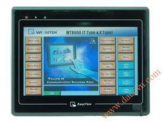 Distributor of Human Machine Inteface HMI, Màn hình cảm ứng HMI Weintek Easyview, man hinh cam ung weintek easyview, màn hình weintek, man hinh weintek. Man-hinh-cam-ung-hmi-weintek-MT8000i.jpg