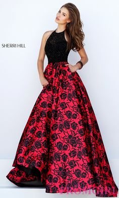 Prom Dresses, Celebrity Dresses, Sexy Evening Gowns: SH-50245