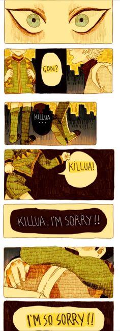 Alluka, Killua, and Gon (part 2 of 2)        ~Hunter X Hunter