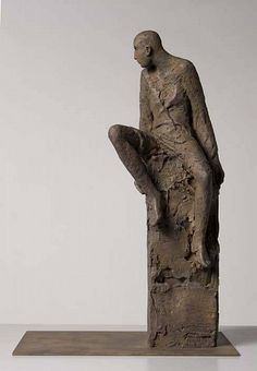 Hanneke Beaumont, Bronze #68, 2004, Bronze Sculpture. http://contessagallery.com/artist/Hanneke_Beaumont/works/list/
