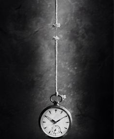 There is no time like the present - There is no present like time.