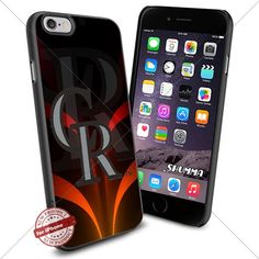 """MLB,Colorado Rockies,iPhone 6 4.7"""" & iPhone 6s Case Cover...…"""