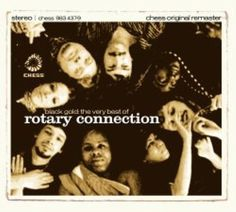 Rotary Connection-Black Gold  The Very Best Of  (UK IMPORT)  CD NEW