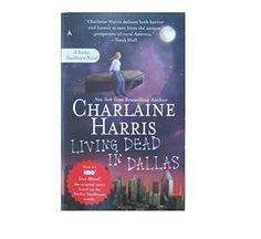 Living Dead in Dallas (Sookie Stackhouse/True Blood, Book 2) by Charlaine Harris http://www.amazon.com/dp/0441009239/ref=cm_sw_r_pi_dp_WBuovb1A8NRWJ