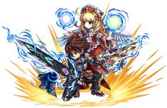 Knight of Holy Light Ark