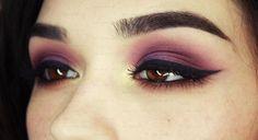 maquillaje para ojos marrones paso a paso