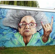 Street Art by Smok