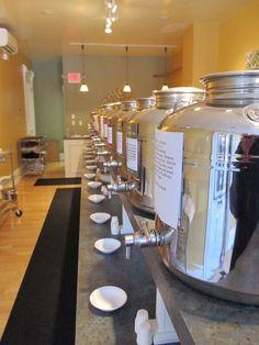 Olive Oil drums!!