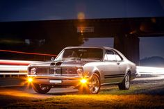 Kurt's 1970 Holden Monaro by Ben Hosking on 500px