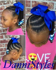 Top Braids with Beads Hairstyles for Adorable Toddlers New Natural Hairstyles Lil Girl Hairstyles, Girls Natural Hairstyles, Natural Hairstyles For Kids, Kids Braided Hairstyles, Black Children Hairstyles, Holiday Hairstyles, Ponytail Hairstyles, Hairstyles Haircuts, Little Girl Braids