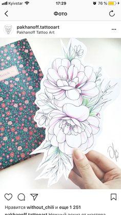 The coloring – floral tattoo sleeve Side Tattoos, Body Art Tattoos, Tattoo Drawings, Sleeve Tattoos, Sugar Tattoo, Taboo Tattoo, Magnolia Tattoo, Beautiful Flower Tattoos, Peonies Tattoo