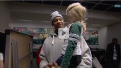 Two years ago, Michigan State basketball star Adreian Payne met 8-year-old Lacey Holsworth at a hospital where she was receiving treatment for an aggressive form of cancer. To this day, their friendship continues to thrive and our hearts continue to grow.