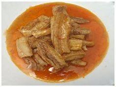 Tollos de la abuela :: OTRAS RECETAS Spanish Kitchen, Thai Red Curry, Ethnic Recipes, Koh Tao, Food, Regional, Popular, Spanish Food, Easy Cooking
