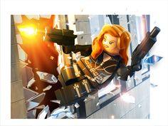 lego marvel | ... Bros acaba de divulgar as imagens do game LEGO Marvel Super Heroes