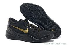 new styles 51cf7 09330 Cheap Black Superhero 586590-302 Nike Kobe 8 System Elite GC Nike Kobe  Bryant,