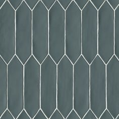 Check out the deal on Bedrosians Reine - Gentlemen Grey Matte 3 x 12 Picket Wall Tile at GBTile Collections 500110733622315252 Glazed Ceramic Tile, Ceramic Wall Tiles, Kitsch, Kitchen Flooring, Kitchen Backsplash, Backsplash Ideas, Tile Ideas, Kitchen Cabinets, Geometric Tiles