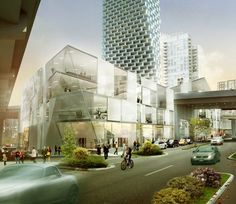 158 Best TRANSECT T6 | URBAN CORE images | Street trees