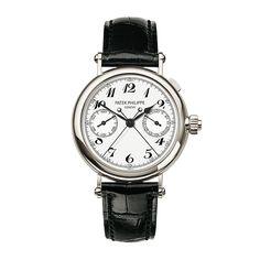 Patek Philippe - Les montres compliquées - Chronographes - 5959P-001