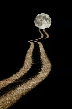 Drawing down the moon....