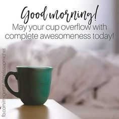 Good morning enjoy your day Enjoy Your Day Quotes, Good Day Quotes, Work Quotes, Quote Of The Day, Days And Months, Friends Day, Good Thoughts, Good Morning, Instagram Posts