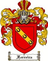 Ferreira Coat of Arms / Ferreira Family Crest