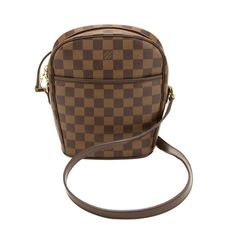 0967f87a1c8ef Great light weight summer bag! Louis Vuitton Damier Ebene Ipanema PM Bag  (Authentic Pre Owned)