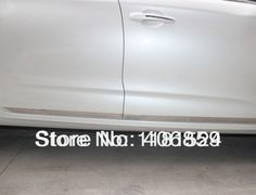 64.07$  Watch here - http://alivey.worldwells.pw/go.php?t=32338859317 - for High quality stainless steel body side moldings side door decoration For 2013-2015 Citroen C4 L/C4 64.07$
