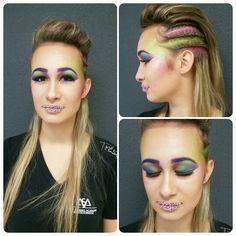 Make up #concours #makeupforever
