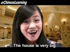 Study Chinese-Crazy Grammar: I am very happy! (Newbie-Subject+hěn+adjective