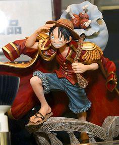 One Piece SCultures Banpresto Figure Colosseum Vol. 2 MONKEY D. LUFFY
