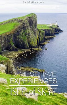Best things to do on the Isle of Skye, Scotland